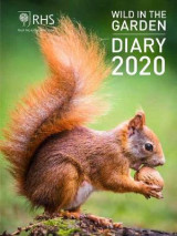 Omslag - Royal Horticultural Society Wild in the Garden Pocket Diary 2020