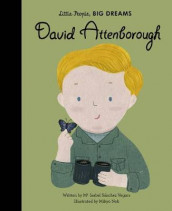 David Attenborough av Maria Isabel Sanchez Vegara (Innbundet)
