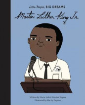 Martin Luther King, Jr. av Maria Isabel Sanchez Vegara (Innbundet)