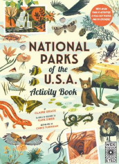 National Parks of the USA: Activity Book av Claire Grace og Kate Siber (Heftet)