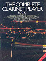 The Complete Clarinet Player Book 1 av Paul Harvey (Bok uspesifisert)