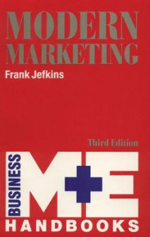 Modern Marketing av Frank Jefkins (Heftet)