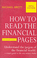 How To Read The Financial Pages av Michael Brett (Heftet)