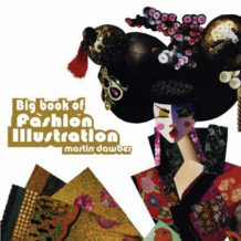 Big book of fashion illustration av Martin Dawber (Innbundet)