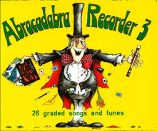 Abracadabra Recorder Book 3 (Pupil's Book) av Roger Bush (Heftet)