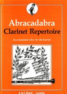 Abracadabra Woodwind,Abracadabra: Abracadabra Clarinet Repertoire: Accompanied Solos for the Learner av Jonathan Rutland (Heftet)