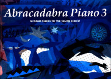 Abracadabra Piano Book 3 (Pupil book) av Jane Sebba (Heftet)