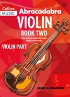 Abracadabra Violin Book 2 (Pupil's Book) av James Alexander (Heftet)