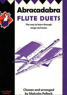 Abracadabra Woodwind: Abracadabra Flute Duets: The Way to Learn Through Songs and Tunes av Malcolm Pollock (Heftet)