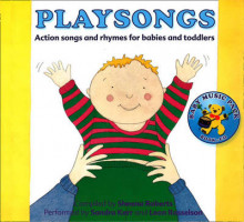 Songbooks: Playsongs: Action Songs and Rhymes for Babies and Toddlers av Sheena Roberts (Heftet)