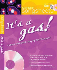 Songsheets: It's a Gas!: A Cross-Curricular Song by David Sheppard av David Sheppard (Blandet mediaprodukt)