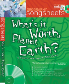 Songsheets: What's it Worth, Planet Earth?: A Cross-Curricular Song by Suzy Davies av Suzy Davies (Blandet mediaprodukt)