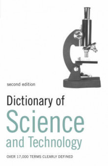 Dictionary of Science and Technology av Simon Collin (Heftet)
