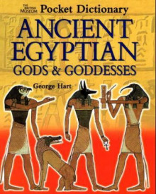 Pocket dictionary of ancient egyptian gods and goddesses av George Hart (Innbundet)