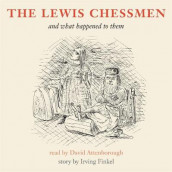 The Lewis Chessmen and what happened to them av David Attenborough og Irving Finkel (CD-ROM)