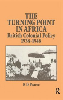 The Turning Point in Africa av Robert D. Pearce (Innbundet)