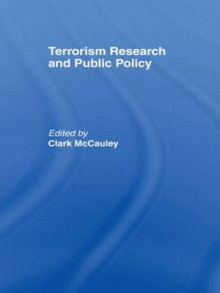 Terrorism Research and Public Policy av Clark R. McCauley (Innbundet)