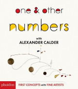 Omslag - One & Other Numbers with Alexander Calder