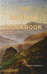 Omslag - The German Cookbook