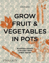 Grow Fruit & Vegetables in Pots av Aaron Bertelsen (Innbundet)