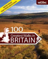 Omslag - 100 Greatest Walks in Britain