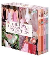 The Tilda Characters Collection av Tone Finnanger (Innbundet)