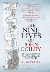 Omslag - The Nine Lives of John Ogilby