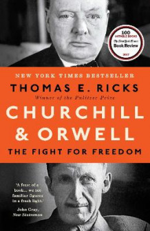 Churchill and Orwell av Thomas E. Ricks (Heftet)