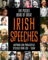 Omslag - The Pocket Book of Great Irish Speeches