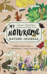 Omslag - My Naturama Nature Journal
