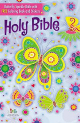 Omslag - The Butterfly Sparkle Bible