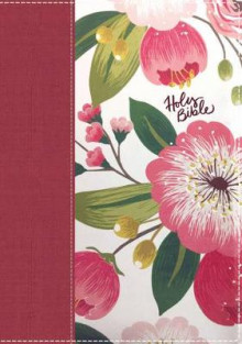 The NKJV, Woman's Study Bible, Cloth over Board, Pink Floral, Full-Color, Red Letter av Dorothy Patterson (Innbundet)