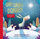 Omslag - One Small Donkey