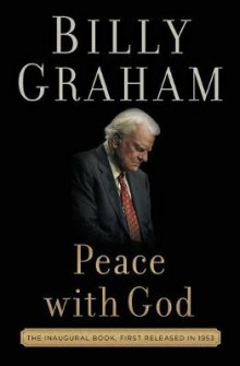 Peace with God av Billy Graham (Heftet)