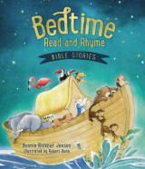 Omslag - Bedtime Read and Rhyme Bible Stories