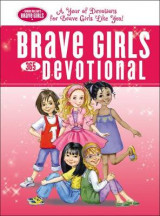 Omslag - Brave Girls 365-Day Devotional