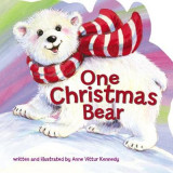 Omslag - One Christmas Bear