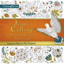 Jesus Calling Creative Coloring And Hand Lettering av Sarah Young (Heftet)