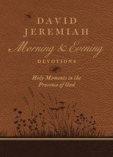 Omslag - David Jeremiah Morning and Evening Devotions