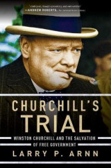 Omslag - Churchill's Trial