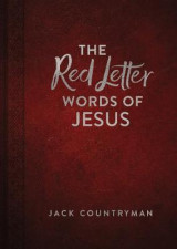 Omslag - The Red Letter Words of Jesus