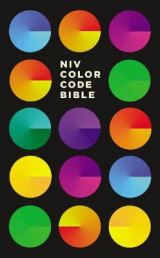 Omslag - The NIV Color Code Bible
