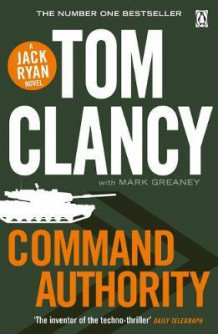 Command authority av Tom Clancy (Heftet)