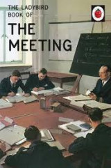 Omslag - The Ladybird Book of the Meeting