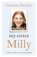 Omslag - My sister Milly