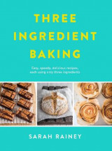 Omslag - Three Ingredient Baking