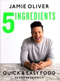 5 ingredients av Jamie Oliver (Innbundet)