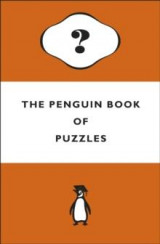 Omslag - The Penguin book of puzzles