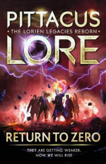 Return to Zero av Pittacus Lore (Innbundet)