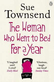 The woman who went to bed for a year av Sue Townsend (Heftet)